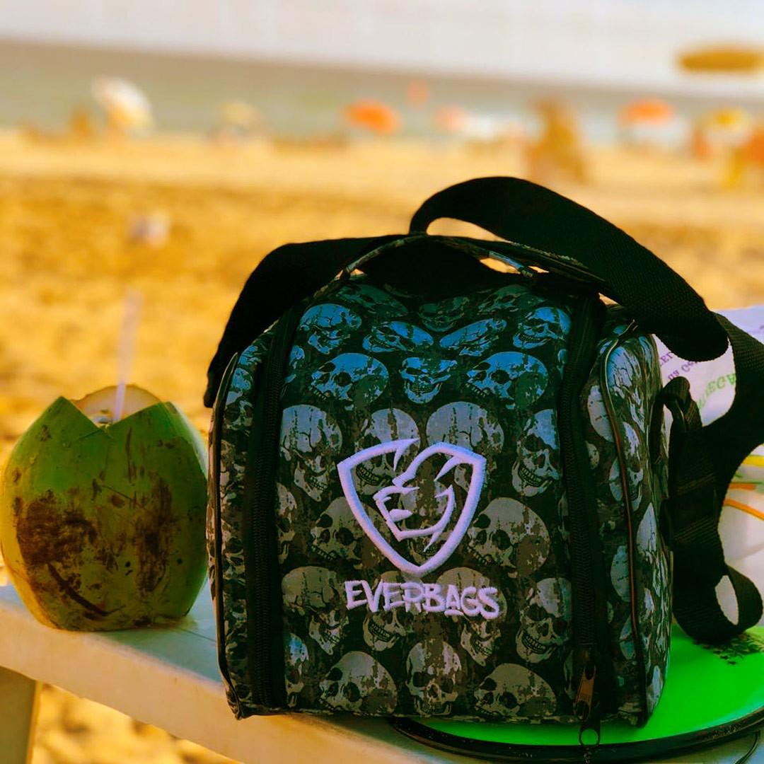 Leve sua bolsa termica para a praia
